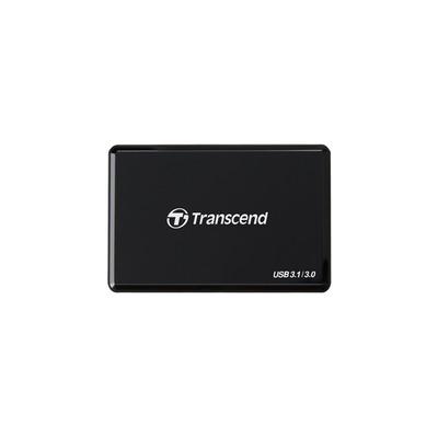 Transcend geheugenkaartlezer: RDF9 - Zwart