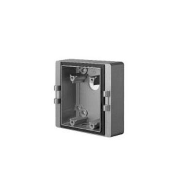 Panasonic WV-Q120A Beveiligingscamera bevestiging & behuizing - Zilver