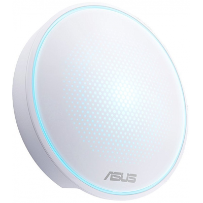 ASUS Lyra Tri-Band MAP-AC2200 Mesh Node (1-Pack) wireless router - Wit