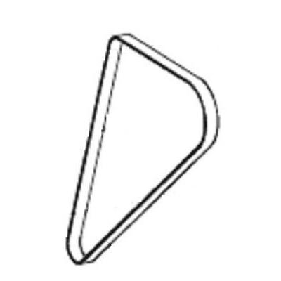 Zebra Belt 203 Dpi, 139T, 1 pcs Printer belt