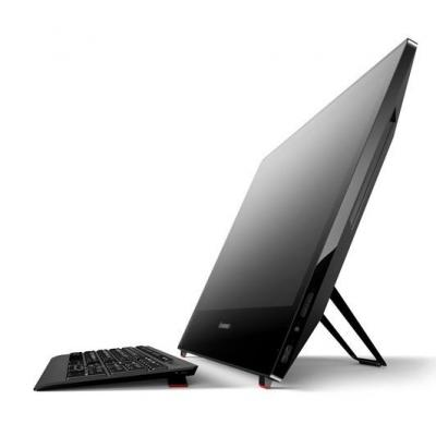Lenovo all-in-one pc: ThinkCentre E93z - Zwart
