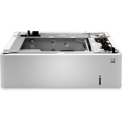 Hp papierlade: Color LaserJet medialade voor 550 vel - Wit