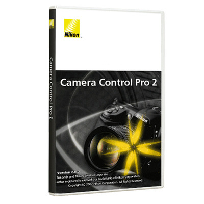 Nikon remote access software: Camera Control Pro 2