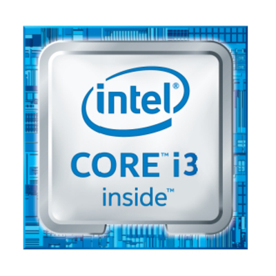Intel processor: Core i3-6100