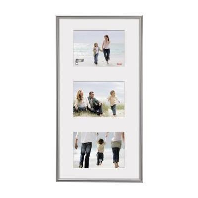 """Hama fotolijst: """"Madrid"""" 23 x 45 cm - Zilver"""