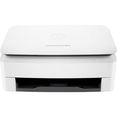 HP Scanjet Enterprise Flow 5000 s4 Scanner - Wit