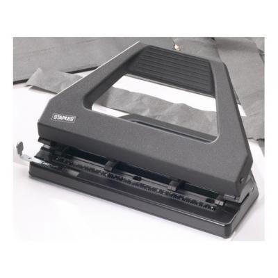 Staples perferator: Perforator SPLS 30 vel zwart 7301161