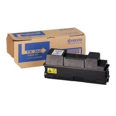 KYOCERA TK-360 BLACK 20K Printersupply