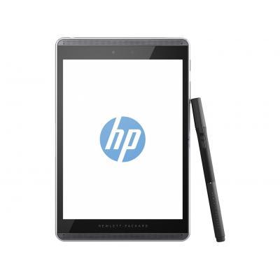 HP tablet: BUNDEL: Pro Slate 8 + Paper Folio case - Zilver