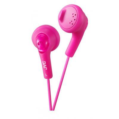 Jvc koptelefoon: HA-F160-P-E koptelefoon - Roze