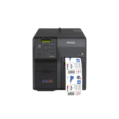 Epson labelprinter: ColorWorks C7500 - Zwart