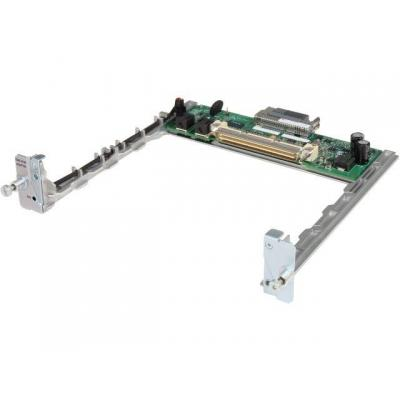 Cisco interfaceadapter: Network Module Adapter for SM Slot on 2900, 3900 ISR - Zilver