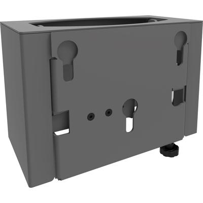SmartMetals Statiefkop voor dubbele schermophanging Montagekit - Grijs