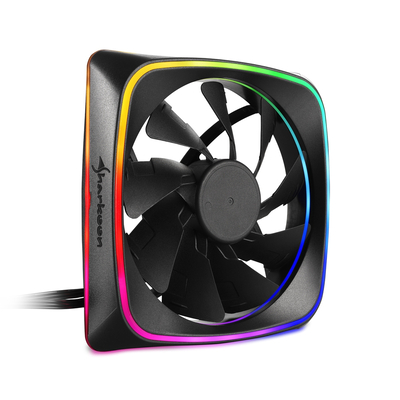 Sharkoon 4044951028924 PC ventilatoren