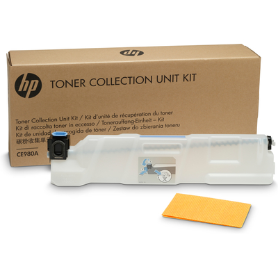 HP CE980A toner collector