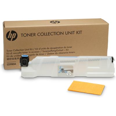 HP Color LaserJet verzamelkit voor toner Toner collector - Zwart