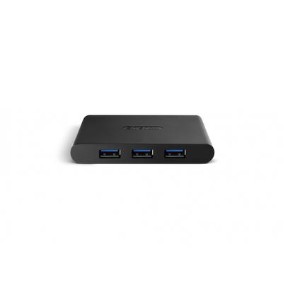 Sitecom USB 3.0 4 Port Hub - Zwart