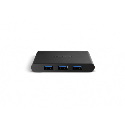 Sitecom CN-083 - USB 3.0 4 Port Hub - Zwart
