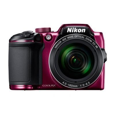 Nikon digitale camera: COOLPIX B500 - Paars