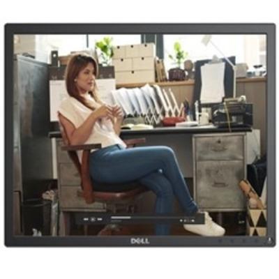 Dell monitor: P1917S - Zwart
