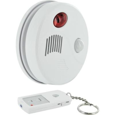 Schwaiger bewegingssensor: 110 dB, CR2032, 125 x 255 x 45 mm, plastic, white - Wit