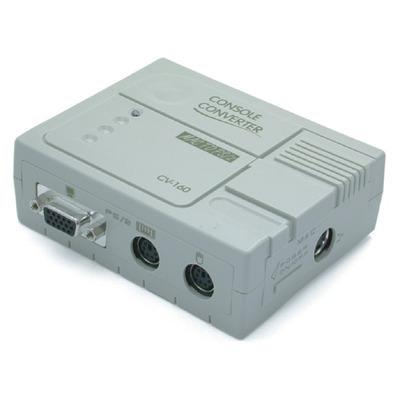 Newstar Converteert MAC signaal naar PC, PS/2 Kabel adapter - Grijs
