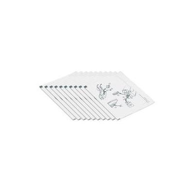DataCard 552141-002, Isopropanol cleaning cards Printer reininging - Wit