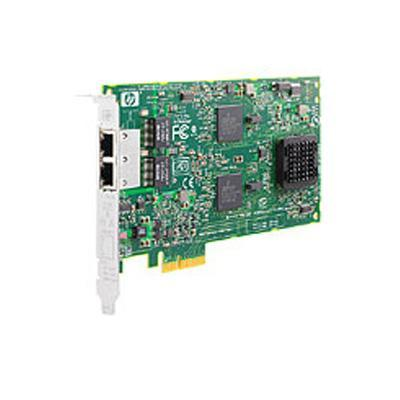 Hp netwerkkaart: NC380T PCI Express dual-port multifunction gigabit server adapter Refurbished (Refurbished ZG)