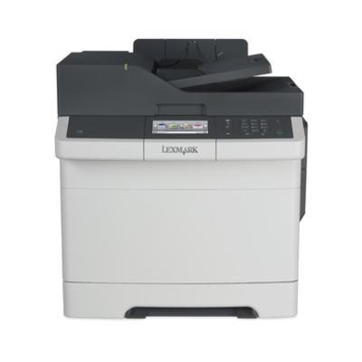 Lexmark CX417de Multifunctional - Zwart,Wit