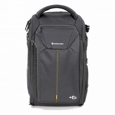 Vanguard Backpack, 320x230x490mm, Polyester/Velvet, Black Cameratas - Zwart