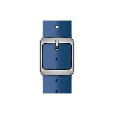 Nokia horloge-band: Silicone Wristband, 20mm - Blauw