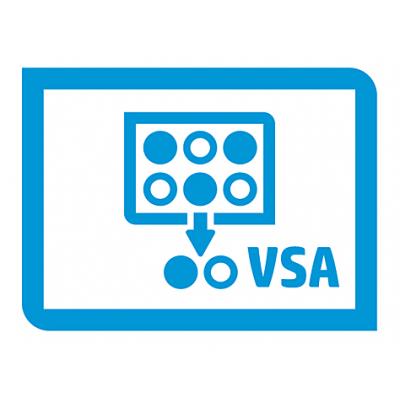 Hewlett Packard Enterprise StoreOnce Backup VSA 10TB 3-year LTU Raid controller