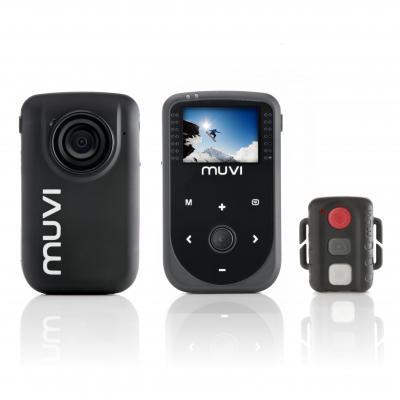 Veho actiesport camera: MUVI - Zwart