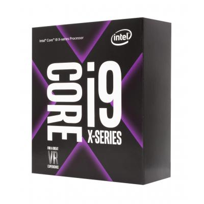 Intel processor: Core Intel® Core™ i9-7920X X-series Processor (16.50M Cache, up to 4.30 GHz)