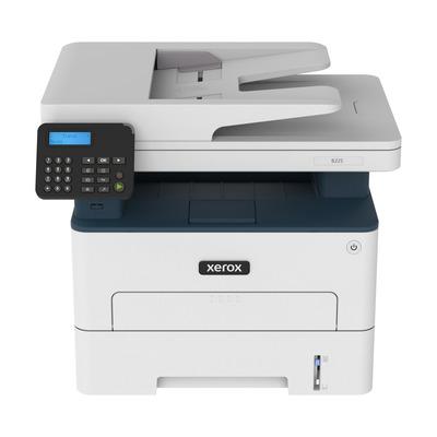 Xerox B225 A4 34 ppm draadloze dubbelzijdige printer PS3 PCL5e/6 ADF 2 laden totaal 251 vel Multifunctional - Zwart