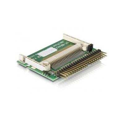 DeLOCK Card Reader IDE 44pin male to Compact Flash Geheugenkaartlezer