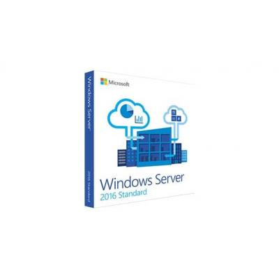 Microsoft Besturingssysteem: Windows Server 2016 Standard