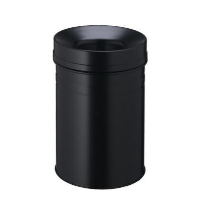 Durable Waste Basket Safe+ Round 15 Prullenbak