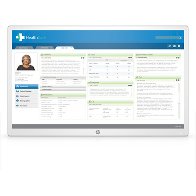 HP Healthcare Edition HC271 Monitor - Wit - Demo model