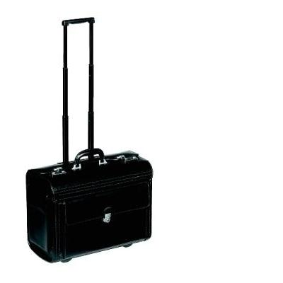 Rillstab Case Trolley black aktentas - Zwart