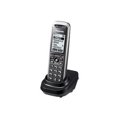 Panasonic ip telefoon: KX-TPA50, SIP DECT - Zwart