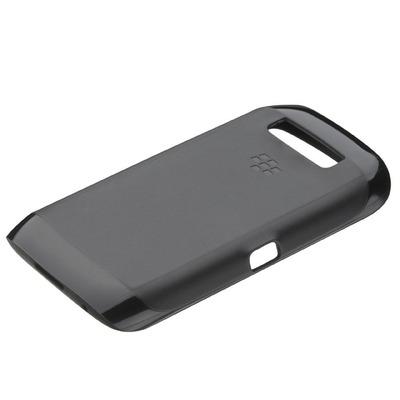 BlackBerry ACC-38966-201 - Torch 9860/9850 Soft Shell Mobile phone case - Zwart