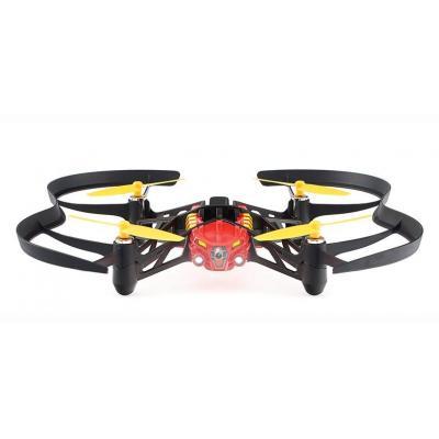 Parrot drone: Airborne Night Blaze - Zwart, Oranje