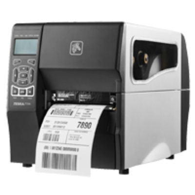 Zebra ZT230 Labelprinter - Zwart, Wit