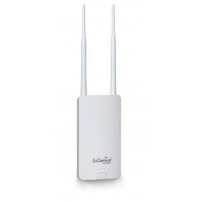 Engenius access point: Long-range Outdoor Access Point, 300 Mbps, 5GHz, Wireless N300, 400mW, Memory 64MB, Flash 16MB, .....