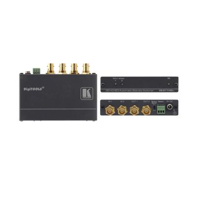 Kramer Electronics VS-211HDXL Video switch - Zwart