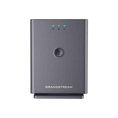 Grandstream Networks DP752 Dect basisstation - Zwart
