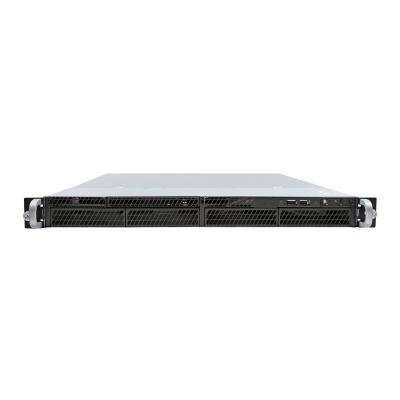 Intel server barebone: Server System R1304RPSSFBN, 1U rack, C222, LGA1150, 4 x DDR3 ECC UDIMM, 2 x 1GbE, fixed PSU .....