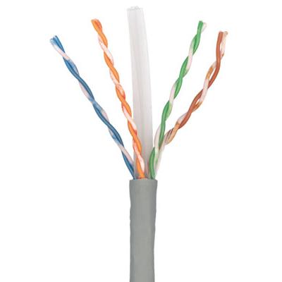 Molex Ethernet cable, cat.6, U/UTP, 500m Netwerkkabel - Grijs