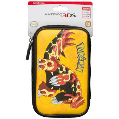 Bigben interactive portable game console case: Official Pokemon Pouch - Geel